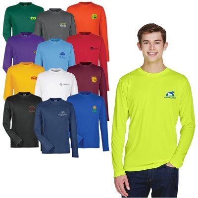Team 365® Men's Zone Performance Long Sleeve T-Shirt
