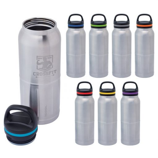 iCOOL Great Odin 40 oz. Stainless Steel Vacuum Water Bottle