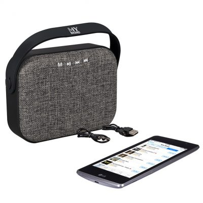 Woven Fabric Bluetooth® Speaker