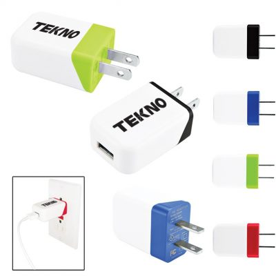 Two Tone USB to AC Adapter