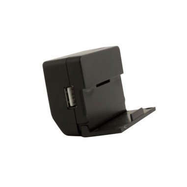 Dual AC Adapter w/Stand