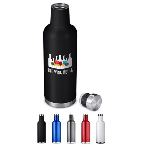 25 Oz. Alsace Vacuum Insulated Wine Bottle