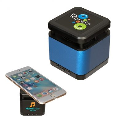 Cube Wireless Speaker & Charger