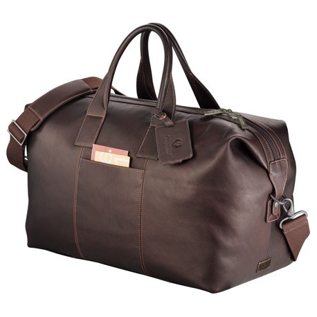 """Kenneth Cole® Colombian Leather 22"""" Duffel"""