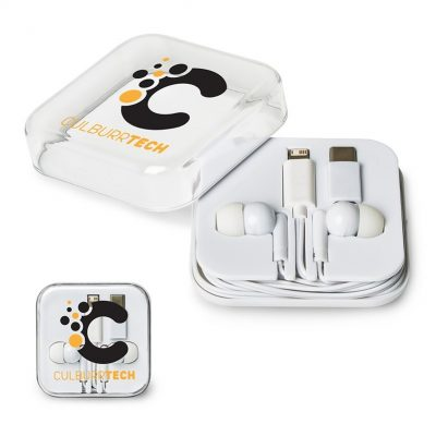 Multi-Port Earbud Set