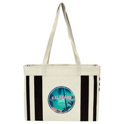 Fletcher 16oz Cotton Canvas Market Tote