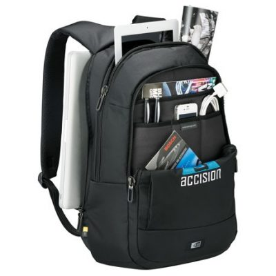 """Case Logic 15"""" Computer and Tablet Backpack"""
