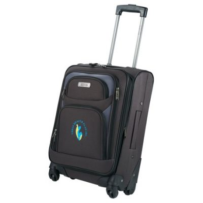 "Kenneth Cole® 20"" 4-Wheeled Expandable Upright"