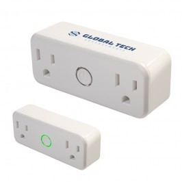 Trigger 2-in-2 Wi-Fi Smart Plug
