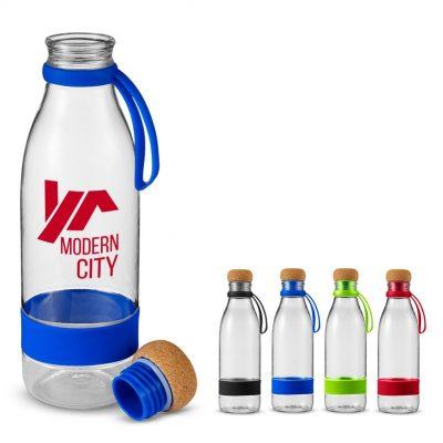 22 Oz. Restore Tritan™ Water Bottle w/Cork Lid