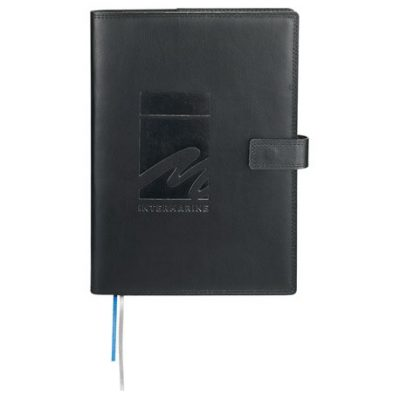 "7"" x 10"" Uptown Refillable Leather JournalBook®"