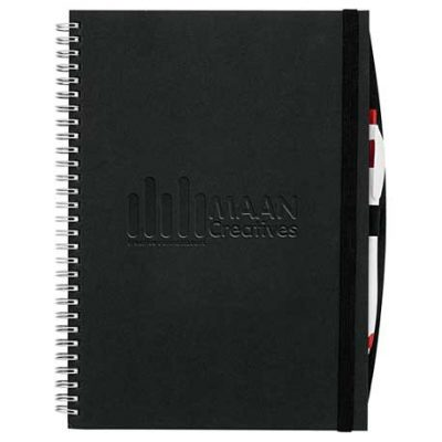 "7.75"" x 10"" Hardcover Large Spiral JournalBook®"