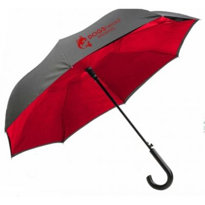 Unbelievabrella™ Crook Handle Auto Open Umbrella