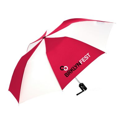 Auto Open Compact Umbrella
