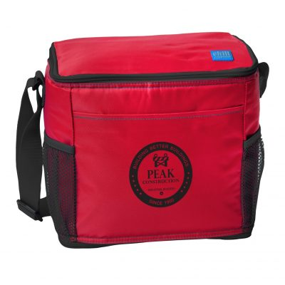 Chill by Flexi-Freeze® 12-Can Cooler w/Mesh Pockets
