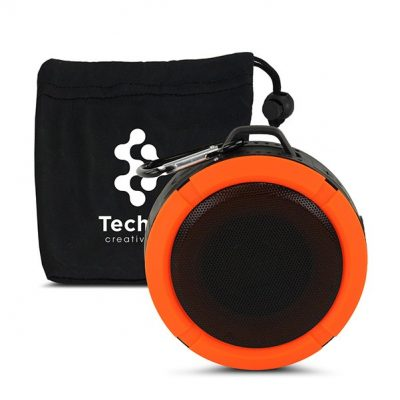 EPEX™ Central Park Wireless Speaker w/Pouch