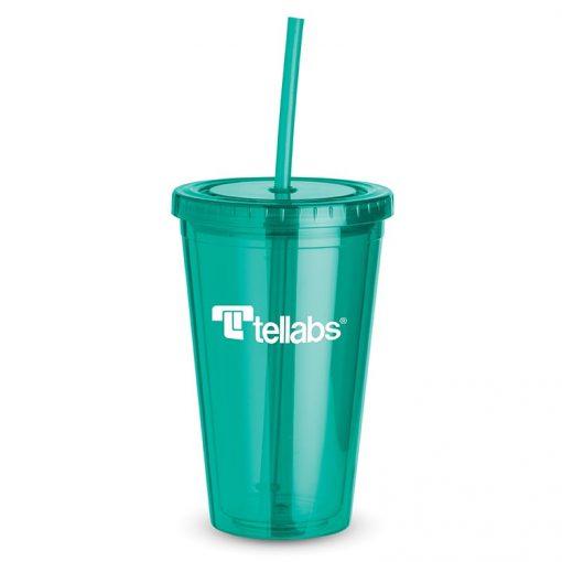 Everyday Plastic Cup Tumbler - 16 Oz.