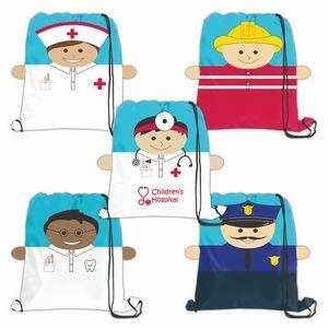 Hometown Helpers Sport Pack Bag