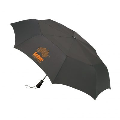 WINDPRO® Vented Auto Open & Close Jumbo Compact Umbrella