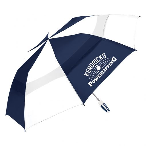 Windjammer® Vented Auto Open Jumbo Compact Umbrella
