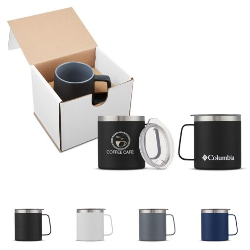 Columbia® 15 Oz. Camp Cup in Individual Mailer